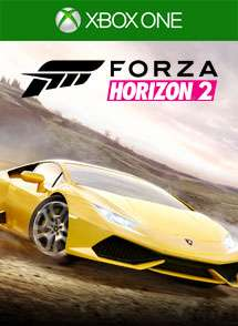[Précommande] Jeu Xbox One Forza Horizon 2