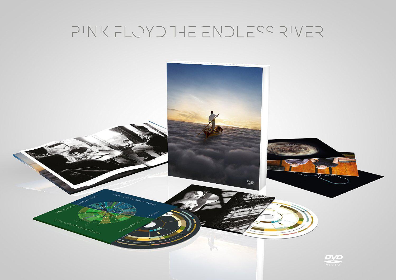 [Précommande] Album The Endless River (CD + DVD)  Pink Floyd Deluxe édition