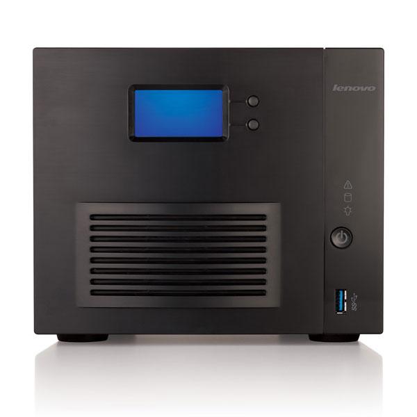 NAS Lenovo Iomega StorCenter IX4-300D 4 Baies
