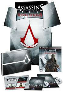 Assassin's Creed Revelations Collector sur PS3