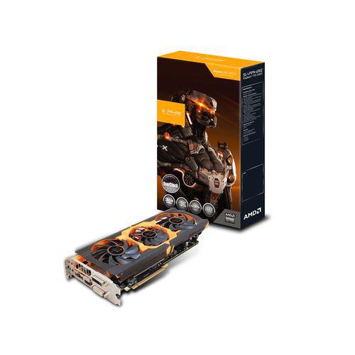 Carte graphique Sapphire Radeon R9 280X TRI-X OC 3 Go + 3 jeux