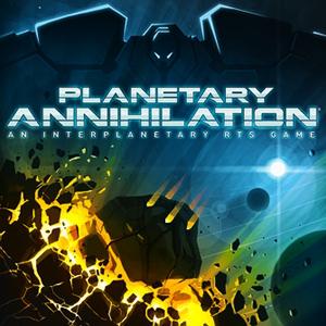 Planetary Annihilation sur PC