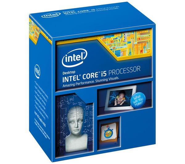 Processeur Intel Core i5 4690 socket 1150