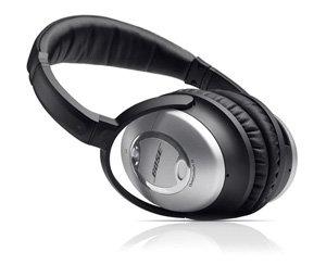Casque à réduction de bruit Bose QuietComfort 15
