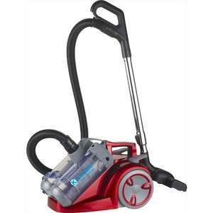 Aspirateur sans sac Klaiser Confort Bs112D 76dB 2400W rouge