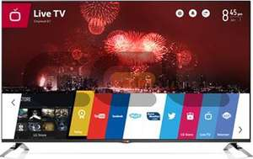 "TV LED LG 50LB671V 50"" 3D Smart TV 1080p FullHD 700hz WiFi"