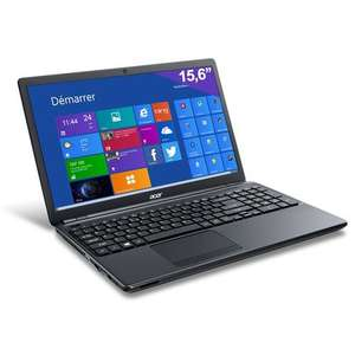 PC Portable Pro Acer Travelmate P255 - 15,6''- 1,40Ghz- 4Go - 500Go