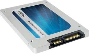 "Disque Flash Interne SSD 2,5"" 256 Go SATA Crucial MX100"