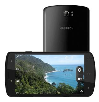 Smartphone Archos - 50 Oxygen + 20€ en bon d'achat