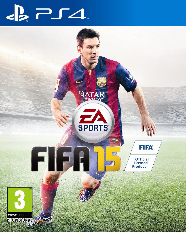 Jeu Fifa15 sur PS4 / XboxOne