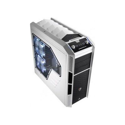 Boitier PC Aerocool Xpredator X3 - Blanc