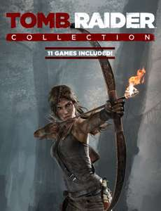 Tomb Raider Collection (11 jeux + DLC) Steam PC