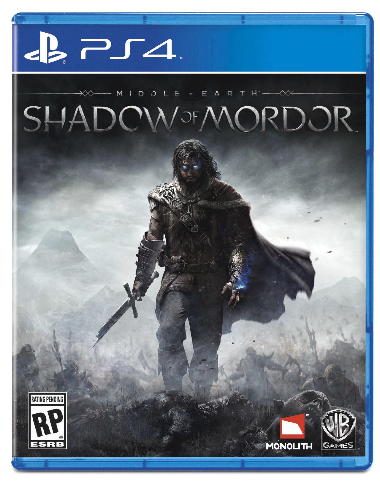 La Terre du Milieu - L'ombre du Mordor sur PS4/XBOX One