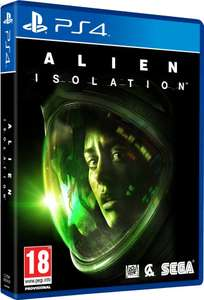 Alien Isolation sur PS4