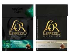 Lot de 2 boites de capsules L'Or Espresso gratuites (via bon de réduction et application)