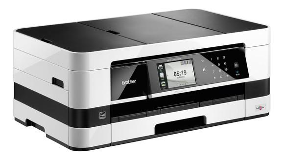 Imprimante multifonction jet d'encre Brother MFC-J4510DW A3 (Avec ODR de 50€)