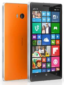 Smartphone Nokia Lumia 830 orange (avec ODR 50€)
