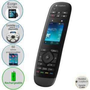 Télécommande universel Logitech Harmony Touch