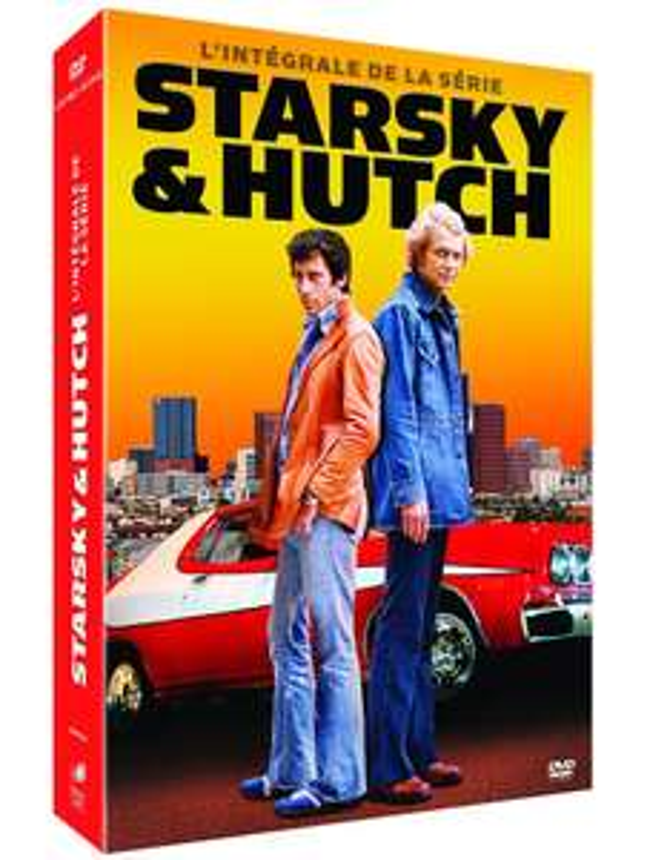 Coffret 20 DVD Starsky & Hutch - L'intégrale
