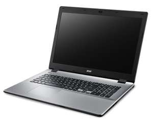 "PC Portable 17.3"" Acer Aspire E5-771G-56VA (Intel Core i5, 1 To, 4 Go RAM, GeForce 820M)"