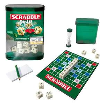 Jeu Scrabble Dé-fi