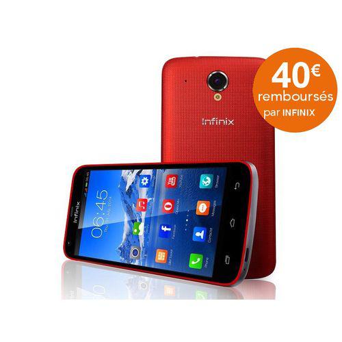 Smartphone Infinix Race Jet 4G (Avec ODR de 40€)