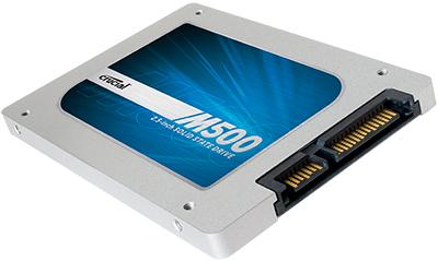 7% de remise sur les SSD