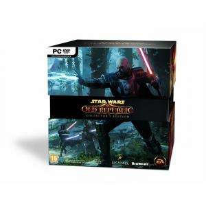 Star Wars The Old Republic Edition Collector / PC