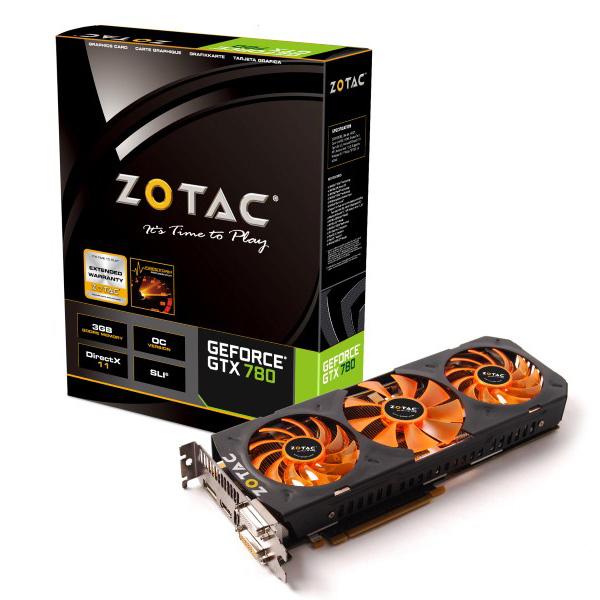 Carte graphique Zotac GeForce GTX 780 OC 3Go + Borderlands pre-sequel (Autres voir description)
