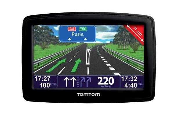 "GPS 4.3"" Tomtom Classic XL Europe 11 + Cartographie à vie"