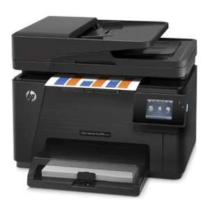 Imprimante multifonctions HP Color LaserJet Pro M177fw laser couleur Ethernet & WiFi