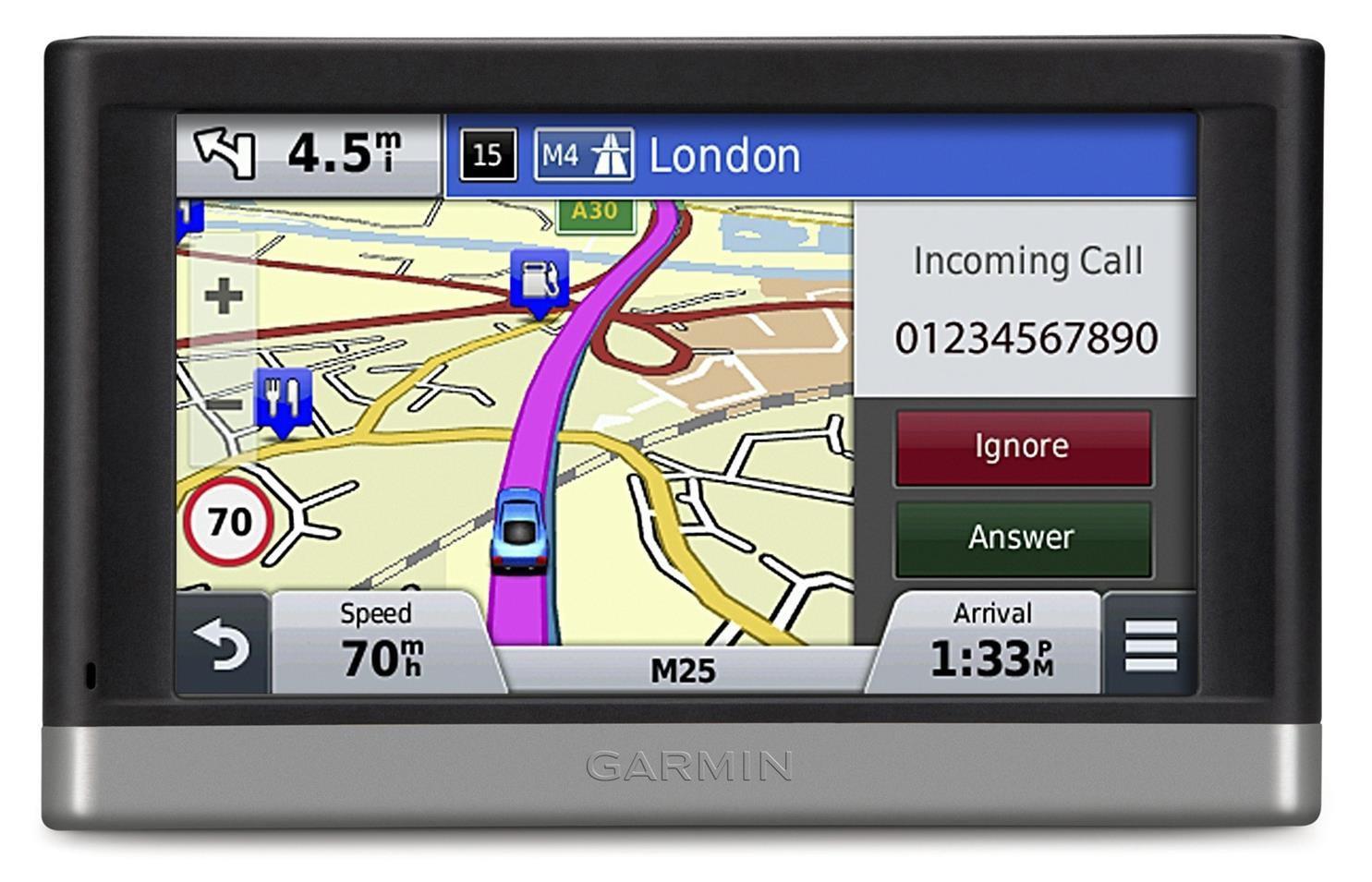"""GPS 5"""" Garmin Nüvi 2597 LMT - Info Trafic et carte (45 pays) gratuits à vie"""