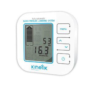 Système de réduction de pression artérielle Kinetik Medical BPL1