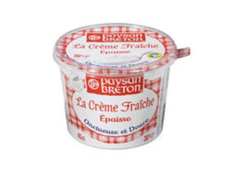 La Crème Fraiche Paysan Breton 100% remboursée (via FidMarques)