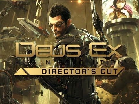 Deus Ex Human Revolution Director's Cut sur PC (Steam)