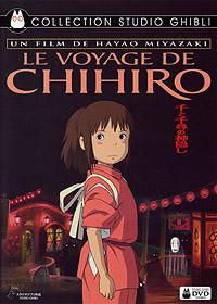 Sélection de DVD des Studio Ghibli ( Le Voyage De Chihiro, Pompoko, etc)