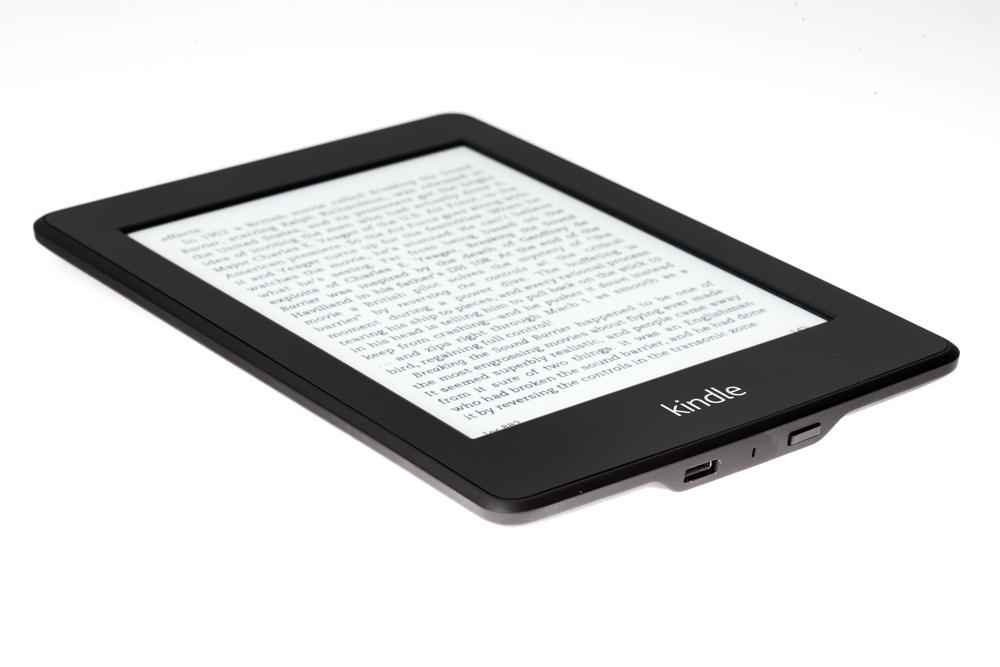 Liseuse Kindle Paperwhite - Wi-Fi