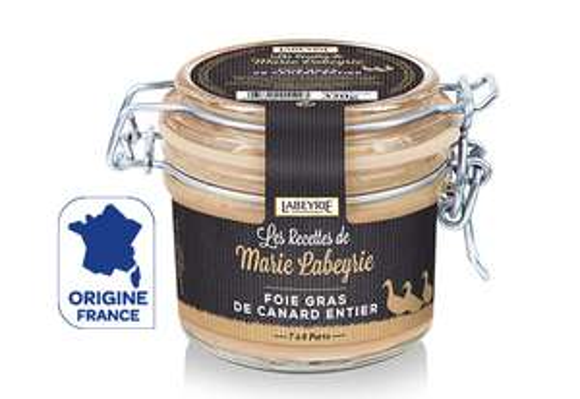 Foie gras de canard entier Labeyrie 320g