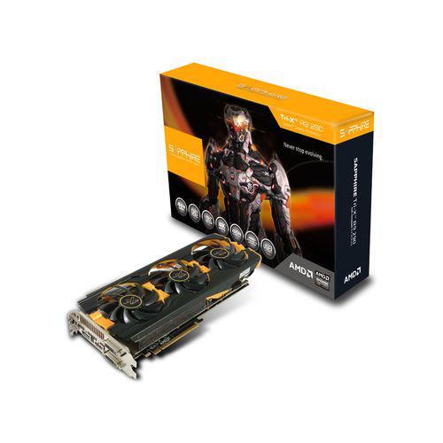 Carte graphique Sapphire - Radeon R9 290 4 Go DDR5 TRI-X - 3 Jeux Offerts