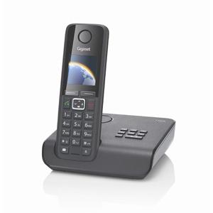 Téléphone sans fil avec répondeur Gigaset C300AS