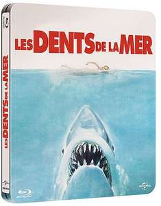 Blu-ray Steelbook Les dents de la mer