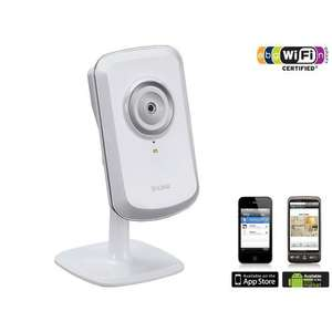 Camera IP D-Link DCS-930L Wi-Fi - Reconditionné