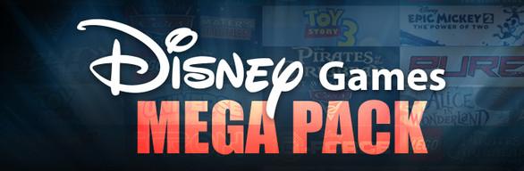 Disney Mega Pack : 14 jeux PC