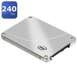 "Disque SSD 2.5"" Intel 240 Go Serie 520"