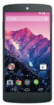 Smartphone Nexus 5 16 Go Blanc (+ bon d'achat de 99€)