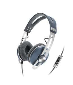 Casque Sennheiser Momentum On-Ear - Bleu