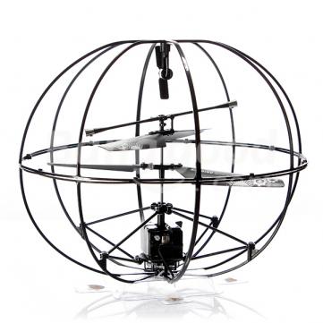 Boule volante à hélices  Flying Ball