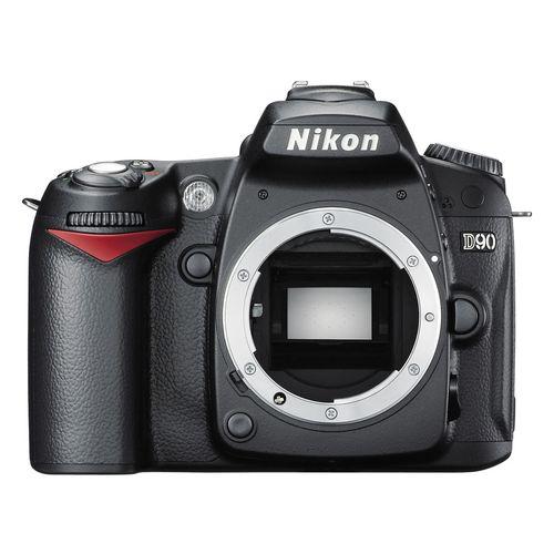 Reflex Nikon D90 Nu - CMOS 12MP - Vidéo HD