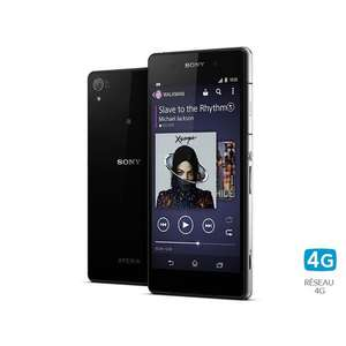 Smartphone Sony Xperia Z2 16 Go noir ou blanc