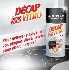 Décap vitro (via Shopmium et bon de réduction)